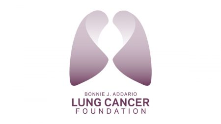 Bonnie J. Addario Lung Cancer Foundation Logo