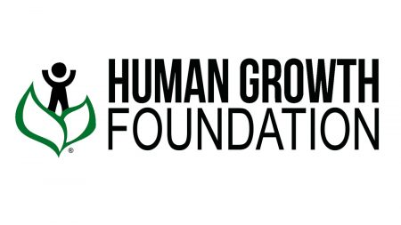 Human Growth Foundation Logo