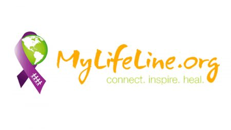 MyLifeLine Cancer Foundation Logo