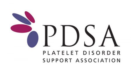 Platelet Disorder Support Association Logo