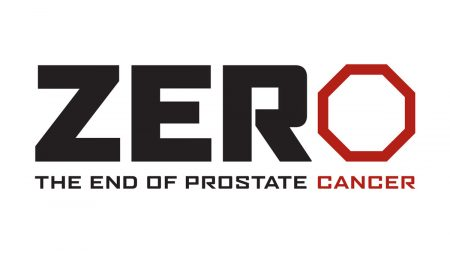 Zero - The End of Prostate Cancer Logo