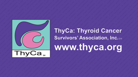 ThyCa: Thyroid Cancer Survivors' Association, Inc. logo