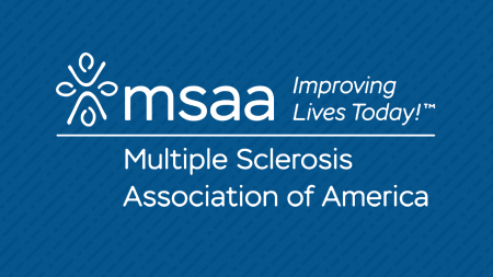 Multiple Sclerosis Association of America logo
