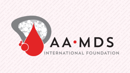 Aplastic Anemia and MDS International Foundation logo